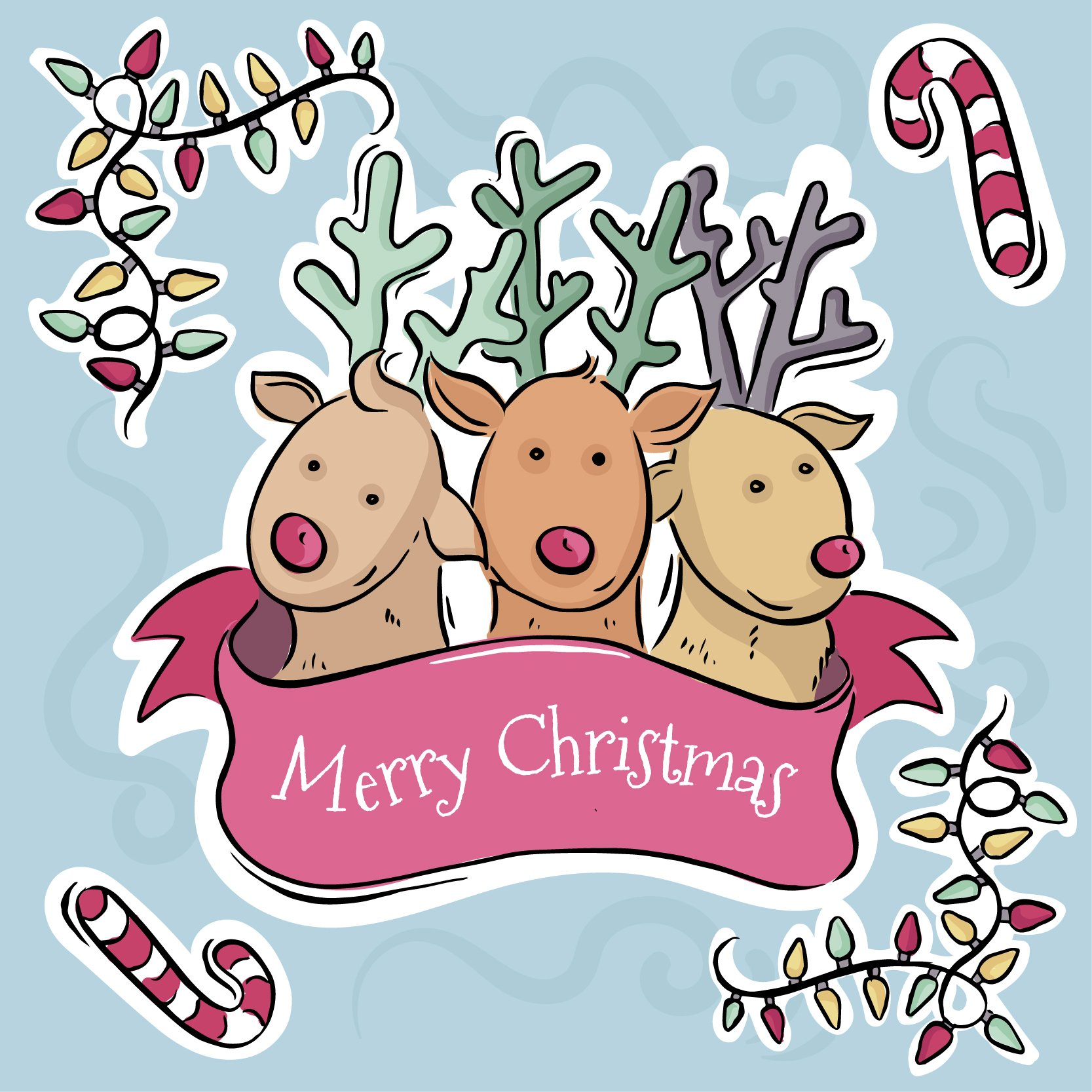 there are many printable christmas coloring pages available on this site youll find santa and his reindeer his tiny helpers the elves and christmas kids