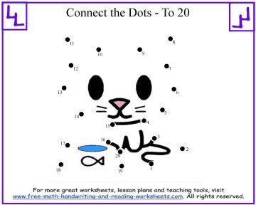printable dot to dot 3