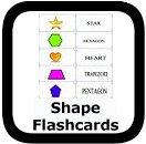 shape flashcards 00