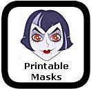 printable halloween masks 00