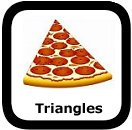 triangle shapes worksheets