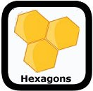 hexagon worksheets