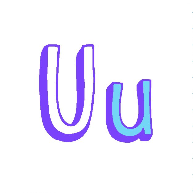 short u 7