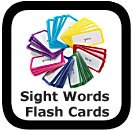 sight words flash cards 00