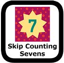 skip counting by sevens 00