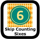 skip counting by sixes 00