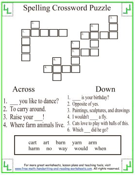 ... below you'll find more spelling activities and 1st Grade worksheets