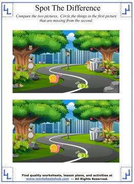 spot the difference games 2