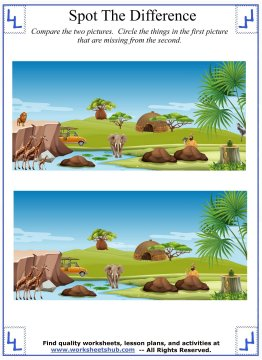 spot the difference games 5