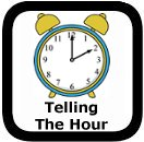 telling the hour worksheets