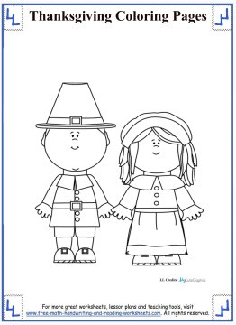 thanksgiving coloring pages 3