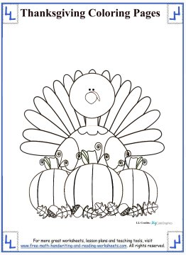 thanksgiving coloring pages 5