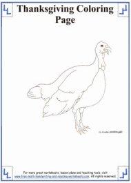 thanksgiving coloring sheets 1