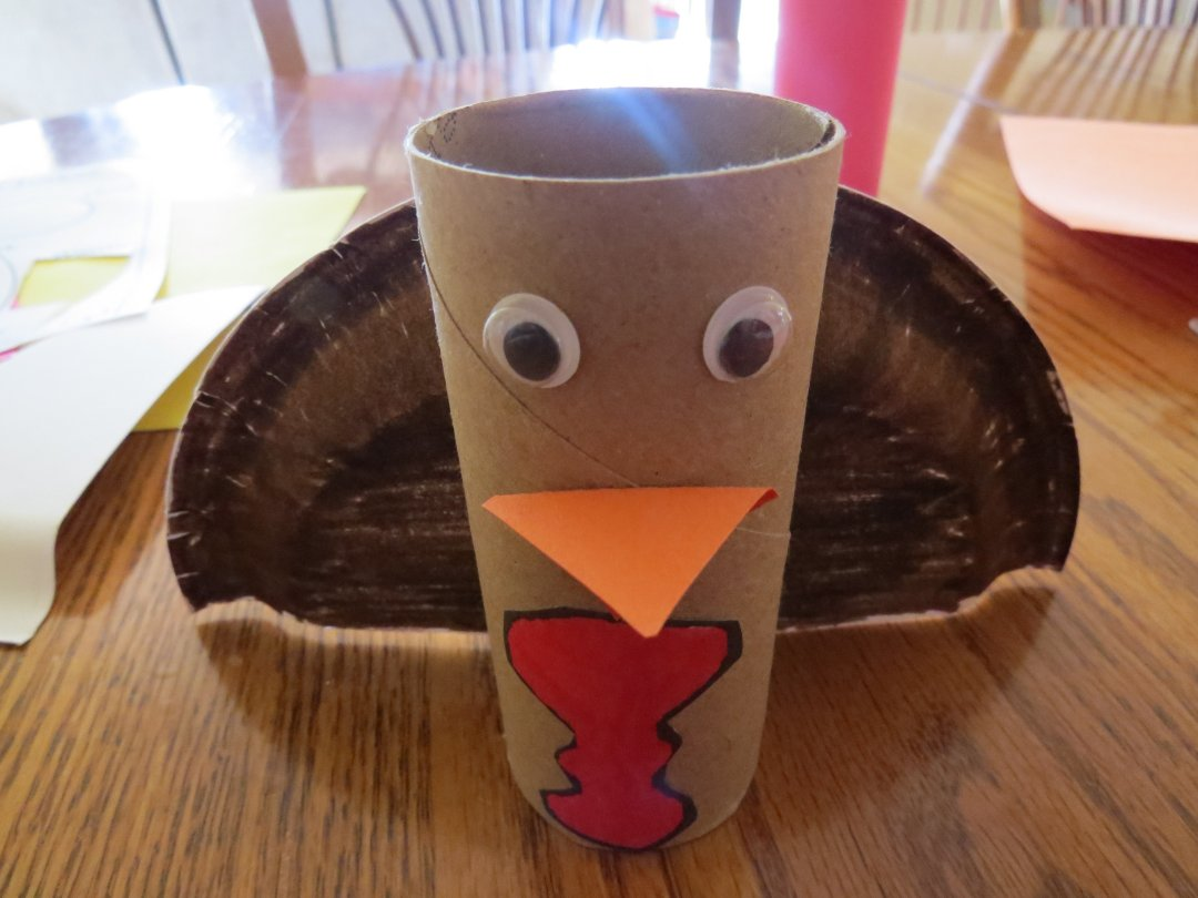 thanksgiving crafts for kids 3