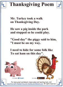 thanksgiving poems 2