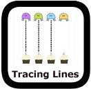 line tracing worksheets