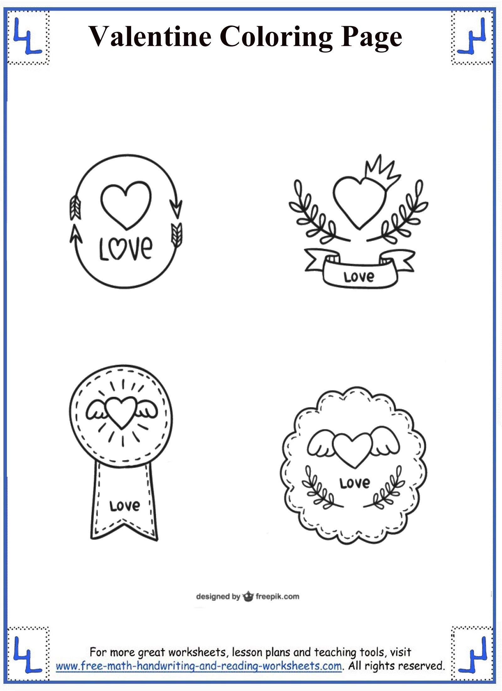 math and reading worksheets coloring pages 849