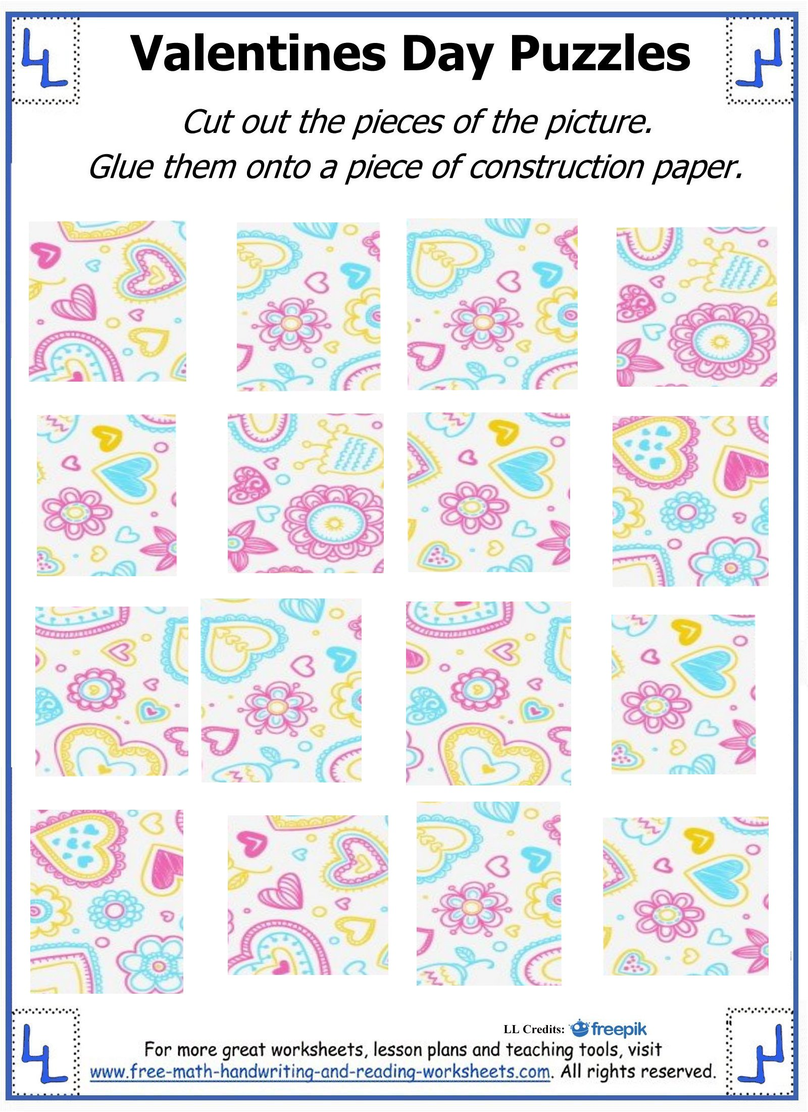 valentine day puzzles 3