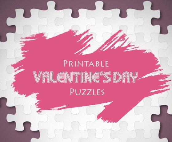 valentine puzzles