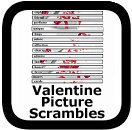 valentines worksheets 3