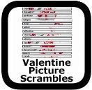 valentines worksheets 3