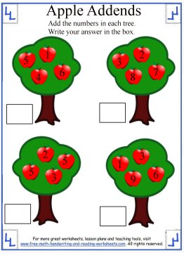 Addition Worksheets : addition worksheets speed drills ~ Free ...
