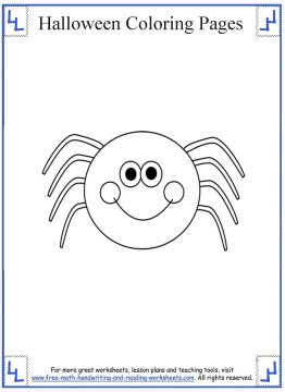 halloween coloring pages 8