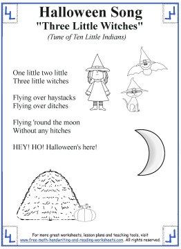halloween songs for kids 3