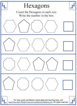 hexagon shape 4