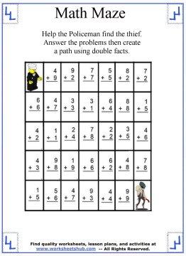 math maze 2