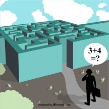 math maze