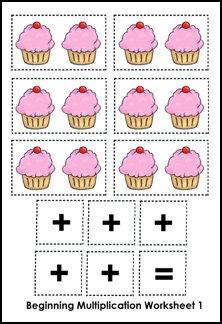 multiplication for kids 1