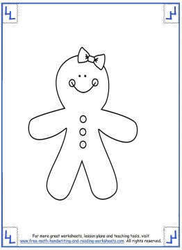 printable christmas coloring pages 6